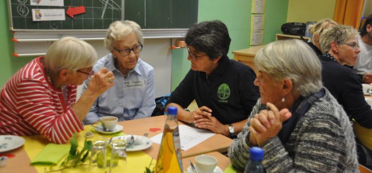 Zwischen Rübenkraut und Luftschutzkeller – Ehemaligencafe in der Altstadtschule