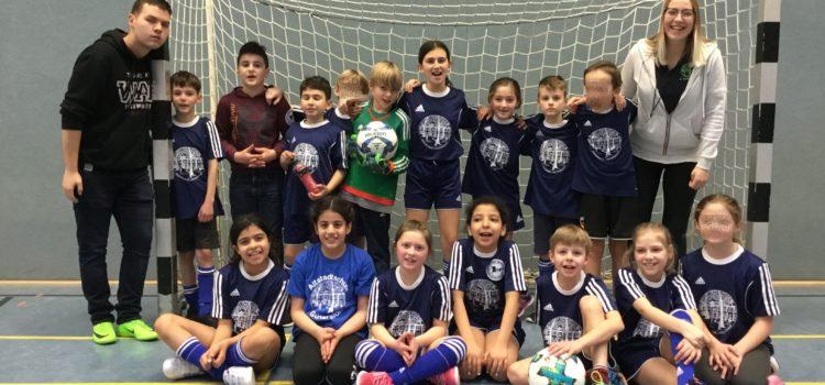 Fußballturnier der Anne-Frank-Gesamtschule